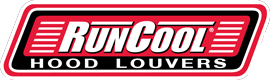 Hood Louvers | RunCool | Hood Vents For Your Vehicle – Logo